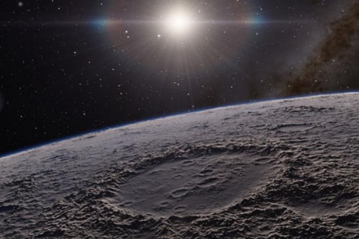 ¡Increible! Descubren gigantesca cueva en la luna