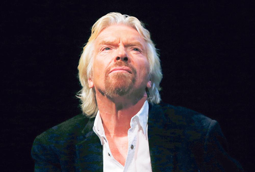 Richard Branson: Manten tu plan de negocios simple y no te detengas