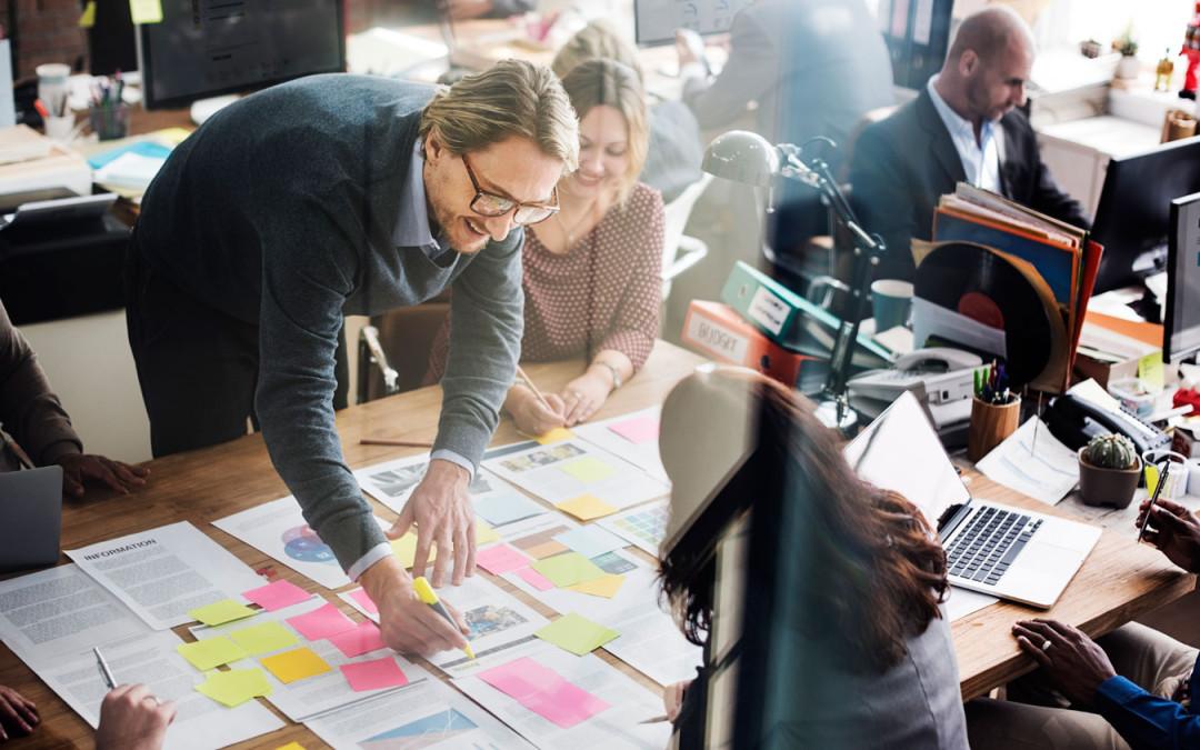 ¿Cuáles son los cambios más importantes que experimentan las organizaciones?