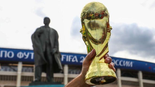 """Mundial Rusia 2018: 5 adelantos tecnológicos que hacen que la Copa de este año sea """"la más innovadora"""""""