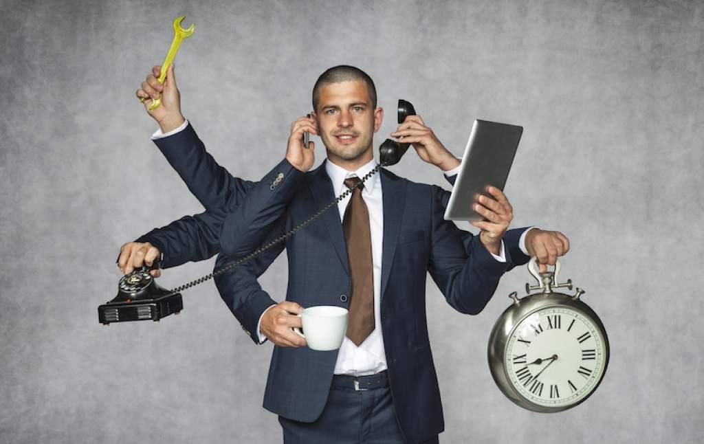 Cinco tips para que los gerentes sean productivos