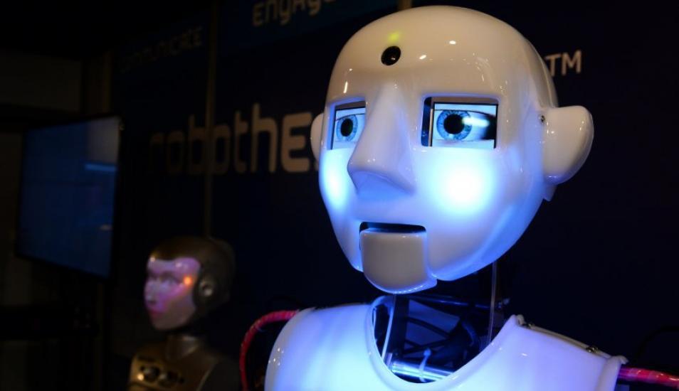 Tendremos robots más inteligentes que los humanos en 20 años