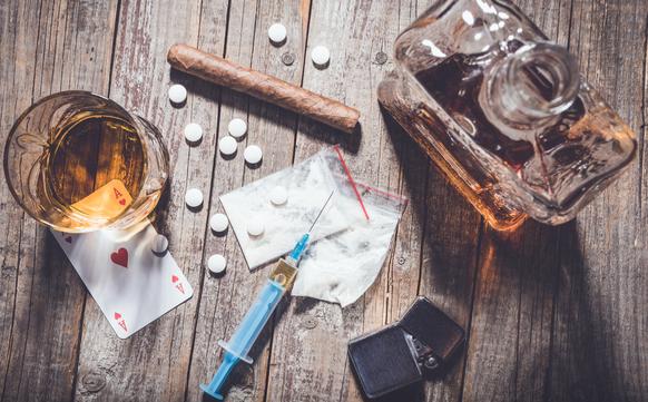 Las 5 sustancias más adictivas del mundo