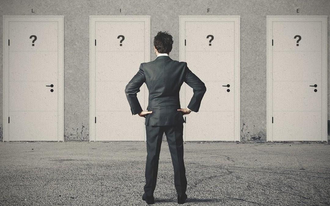 Las personas se deciden antes de lo que creen, según estudio