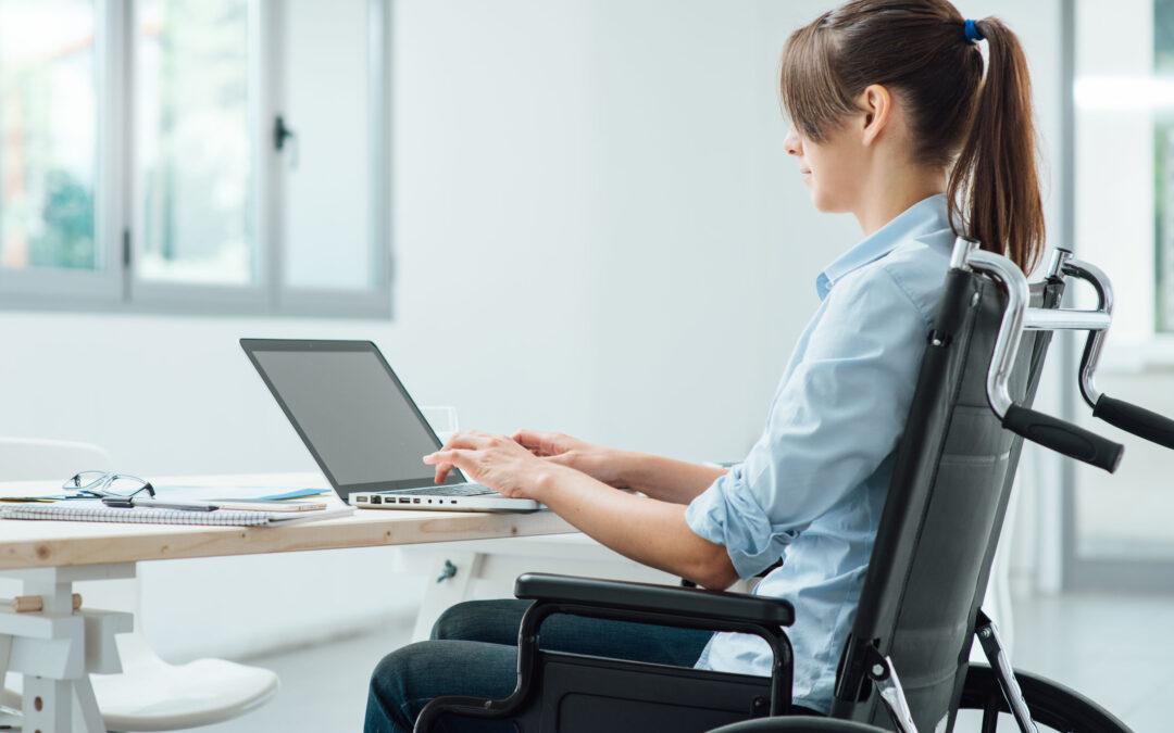El trabajo remoto: oportunidad de inclusión para personas discapacidad