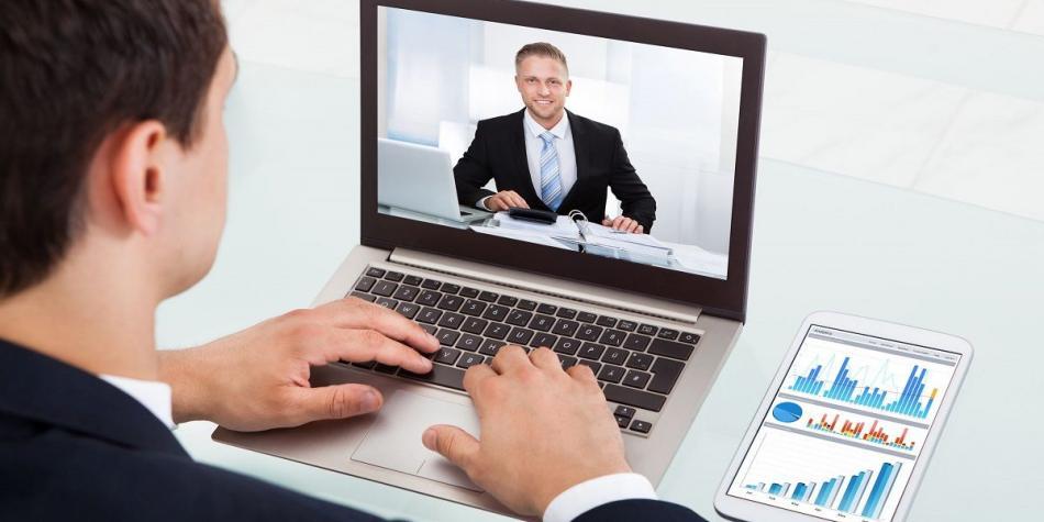 Claves para presentar entrevistas virtuales de trabajo exitosas